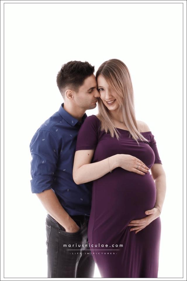 sedinte foto maternitate