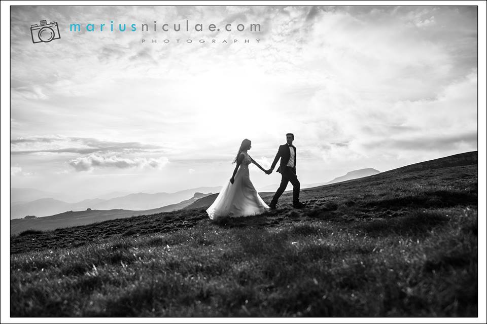 sedinte foto trash the dress