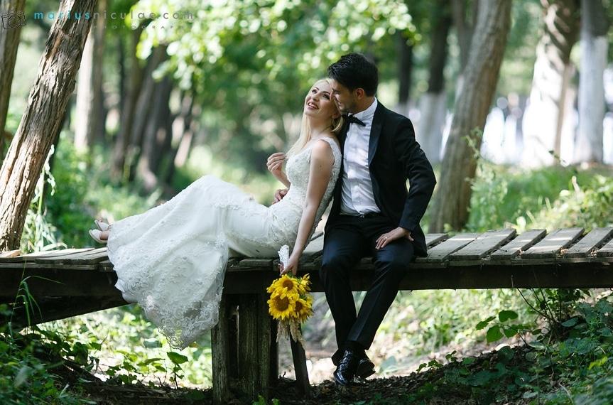poze de nunta fabuloase