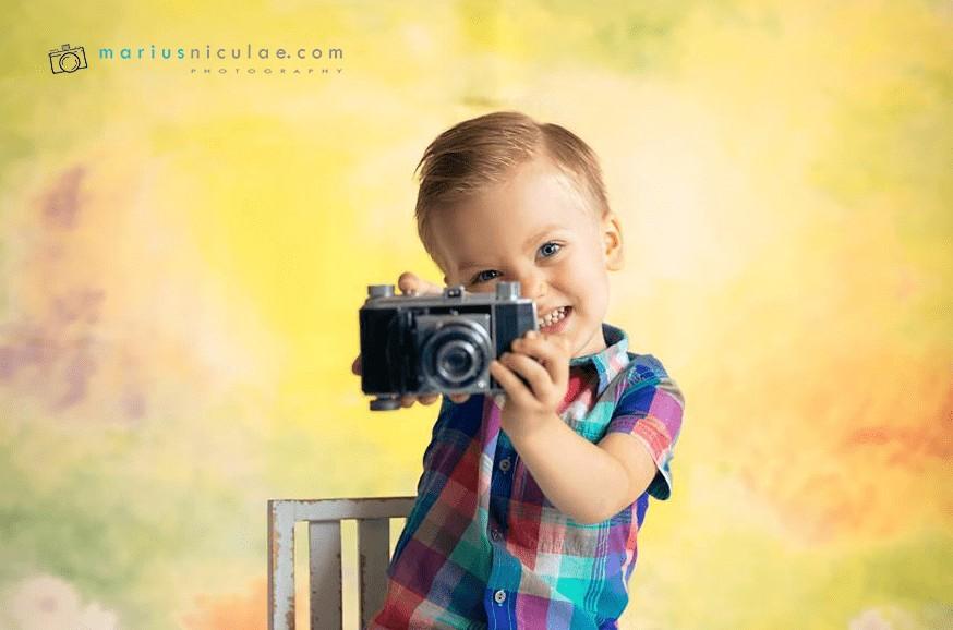 sedintele foto la bebe in primul an