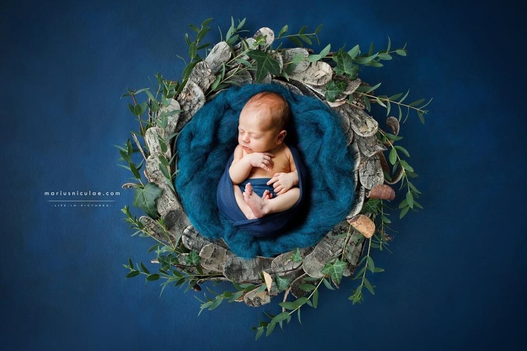 fotografia de nou nascut