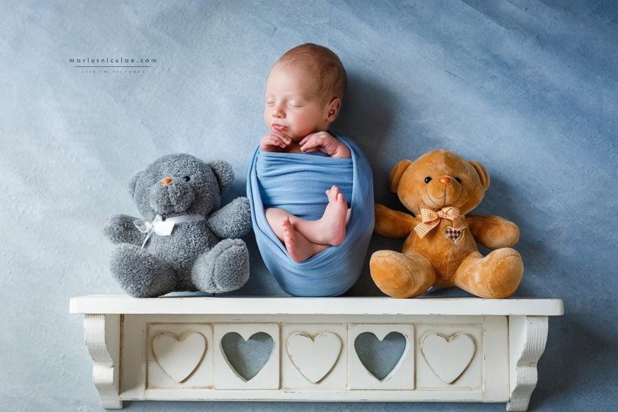 ședințe foto nou născut